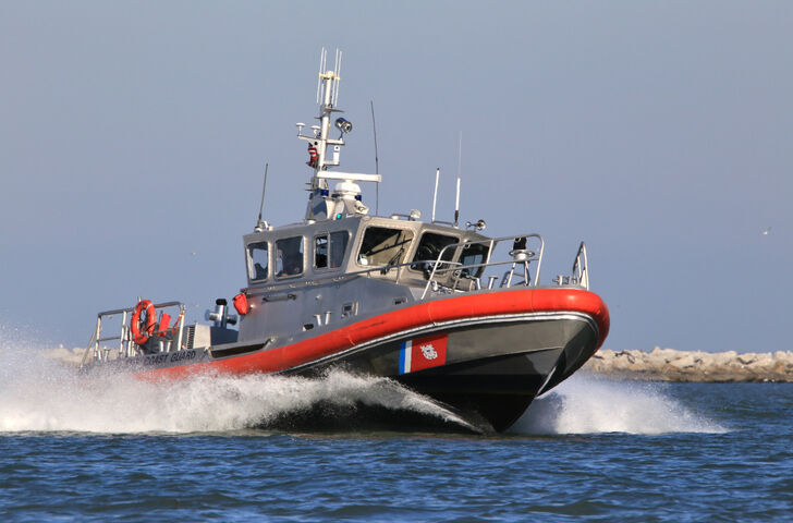 Coast Guard GettyImages-625207670