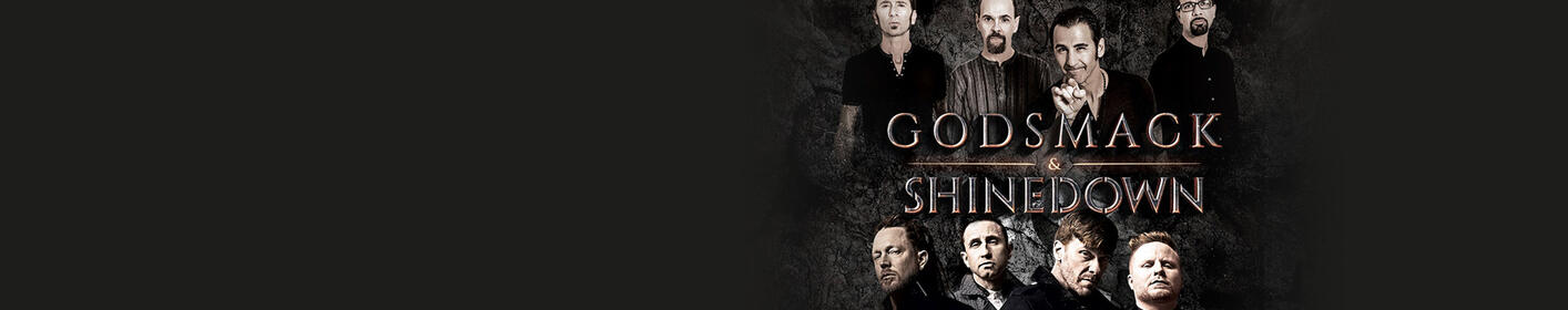 Greg & The Morning Buzz Presents Godsmack & Shinedown