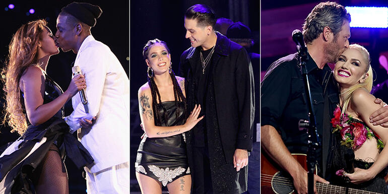 12 Celeb Couples Who Made Music Together