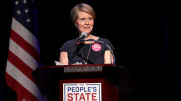 Local News - Actress Cynthia Nixon Announces Run for Governor of New York
