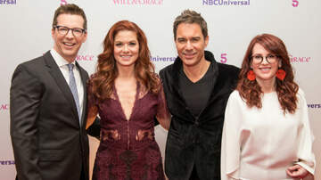 Entertainment News - NBC Boss Speaks Out On The Reported Behind-The-Scenes 'Will & Grace' Drama
