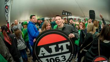 ALT 1063 - Check This Out - PHOTOS: ALTimate St. Patrick's Day Bash at Sully's Irish Pub
