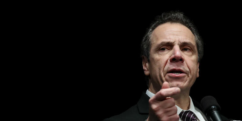 Cuomo Wants to Increase Background Check Waiting