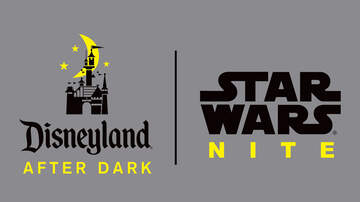 Lois Lewis - Disneyland After Dark Series Continues May 3 With Star Wars Nite!