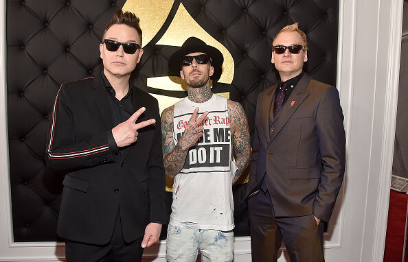 Blink 182 - Getty Images