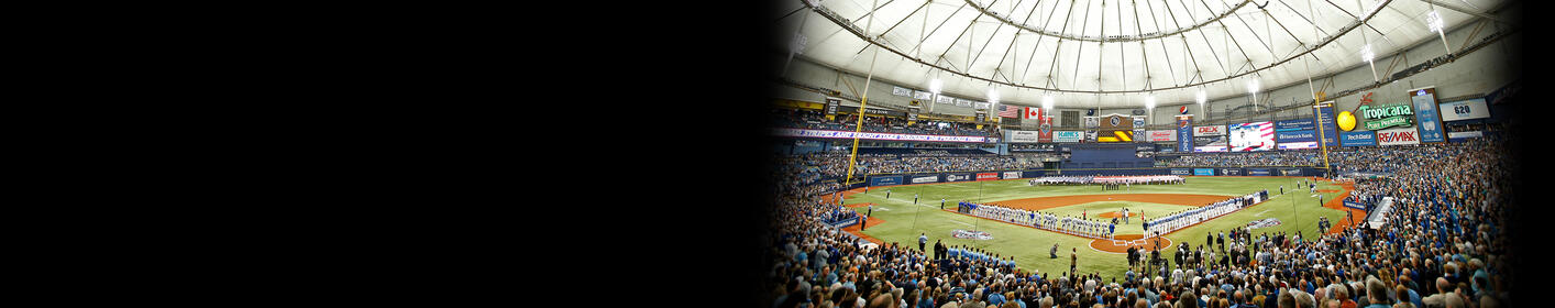 8 Days Away From Opening Day | WDAE - The Radio Home Of The Tampa Bay Rays