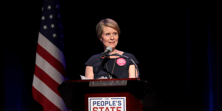 What 24 Yr Olds Care About: Cynthia Nixon Is Running For NY Governor