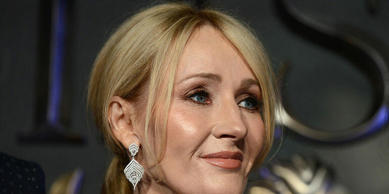 J.K. Rowling Has Moving Response To Fan With Depression