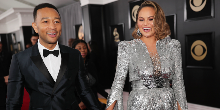 Pregnant Chrissy Teigen Shares How Much Weight She's Gained With Baby No. 2