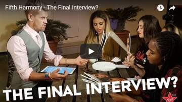 Trey - Fifth Harmony's Final Interview?