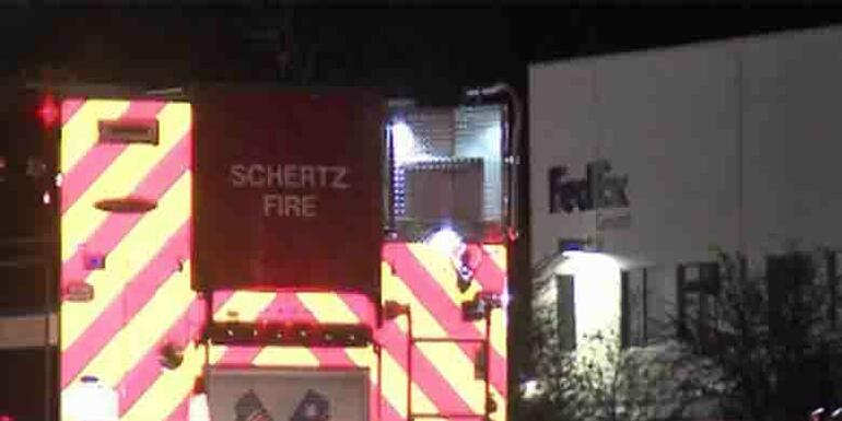 Device Explodes Inside FedEx Building Near Austin