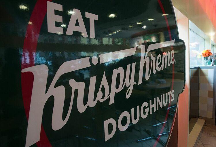 Krispy Kreme Getty Images