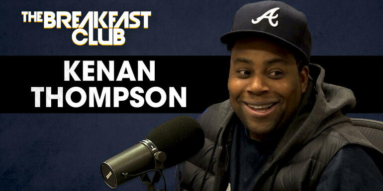 """Kenan Thompson Reveals Kel Mitchell Auditioned For """"Saturday Night Live"""""""