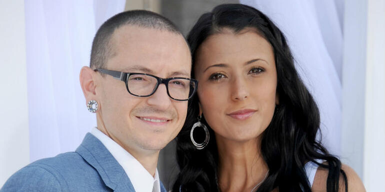 Chester Bennington's Widow Shares 'Five Signs of Emotional Suffering'