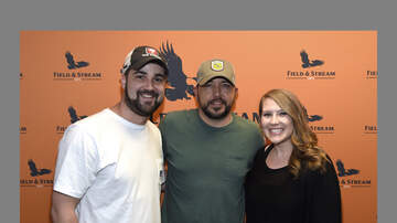 Photos - Jason Aldean at the 2018 Geico Bassmasters Classic!