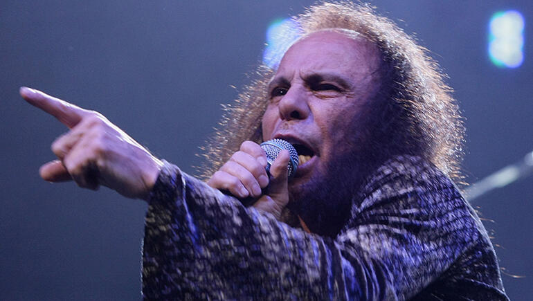 Dio Hologram Show Back to 'Drawing Board' Before Continuing Tour