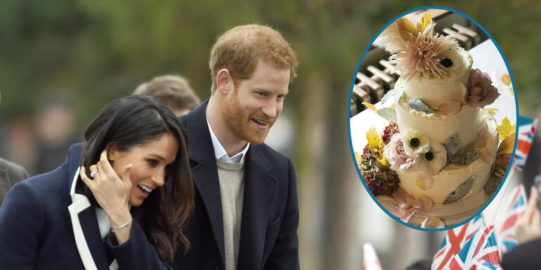 Prince Harry, Meghan Markle Decide on Wedding Cake Chef! See Her Creations