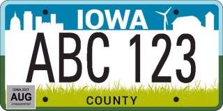 Mac At Night - 19 of OH's best rejected personalized plates