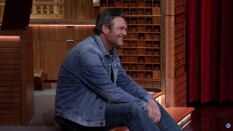 Why Blake Shelton Could be in 'Big Trouble' with Gwen Stefani