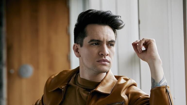 "Panic! At The Disco Shares New Song ""Say Amen (Saturday Night)"" (VIDEO)"