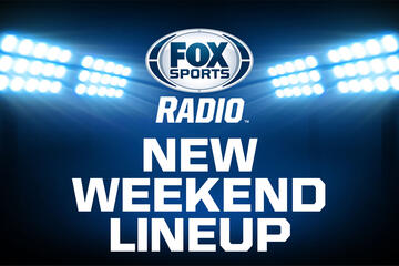 FOX Sports Radio (FSR) announced today its weekend lineup for the 2018 Spring and Summer sports season.