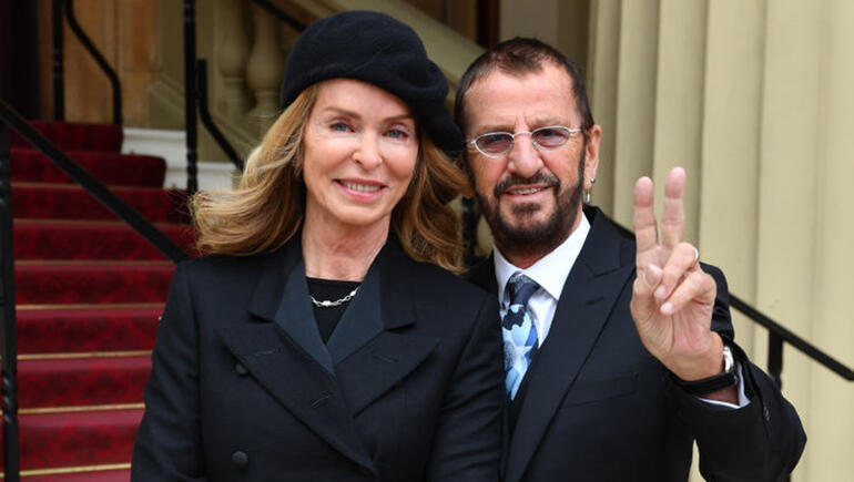 It's Official: Ringo Starr Has Been Knighted