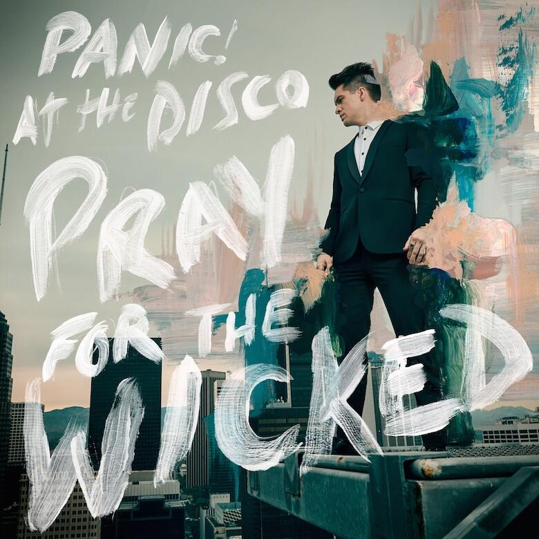 Panic At The Disco Shares New Song Say Amen Saturday Night