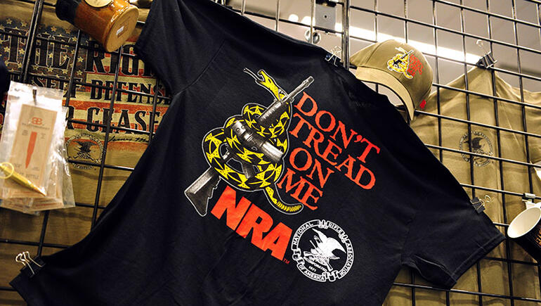 NRA Unable Find New York City Venue To Hold Fundraiser