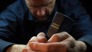 Daily Bible Verse - John 3:17 (NLT)
