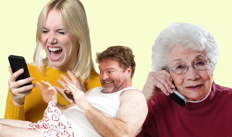 Grandma penis pics