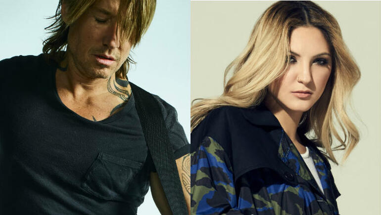 "Keith Urban Teams Up With Julia Michaels On New Song ""Coming Home"" (LISTEN)"