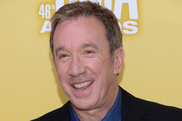Tim Allen gives Cody the exclusive details.