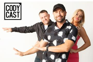 Cody catches up with Marley & Dingo on the new Cody Cast.