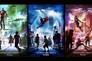 Disney Announces 'Marvel-Themed' Land Coming To Disney California Adventure