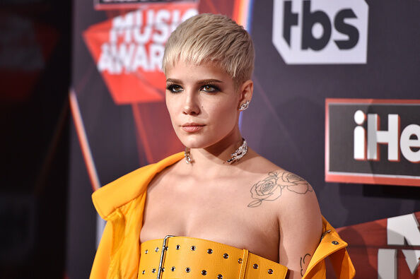 Halsey - Getty Images