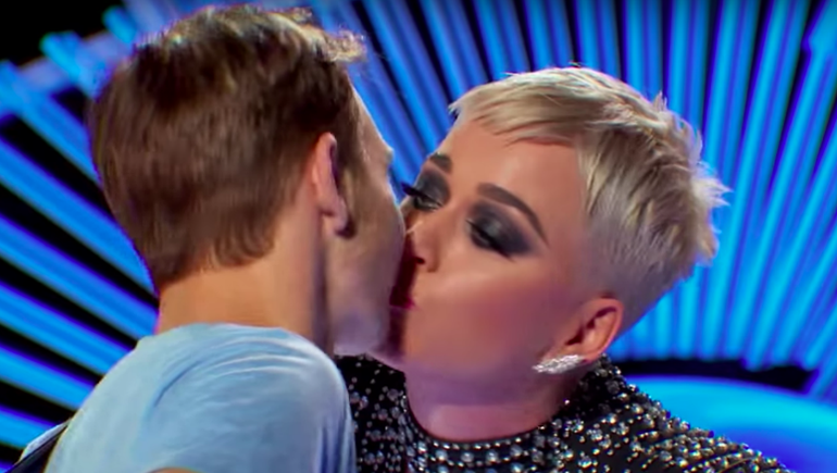Luke Bryan Sides With Katy Perry Over That 'American Idol' Kiss
