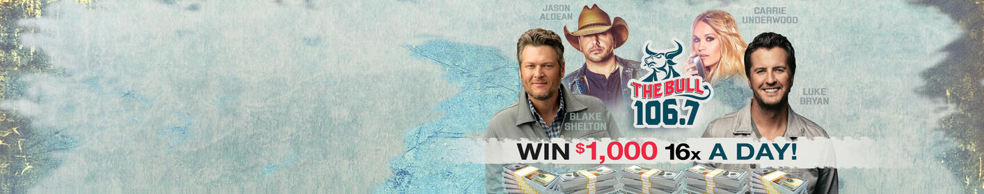 Win $1,000 in iHeartCountry Cash