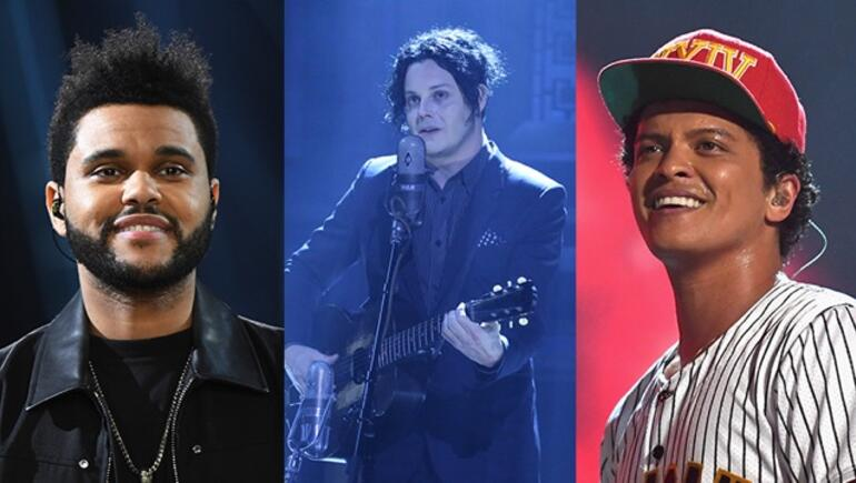 Lollapalooza 2018 Line-up: The Weeknd, Jack White, Bruno Mars & More