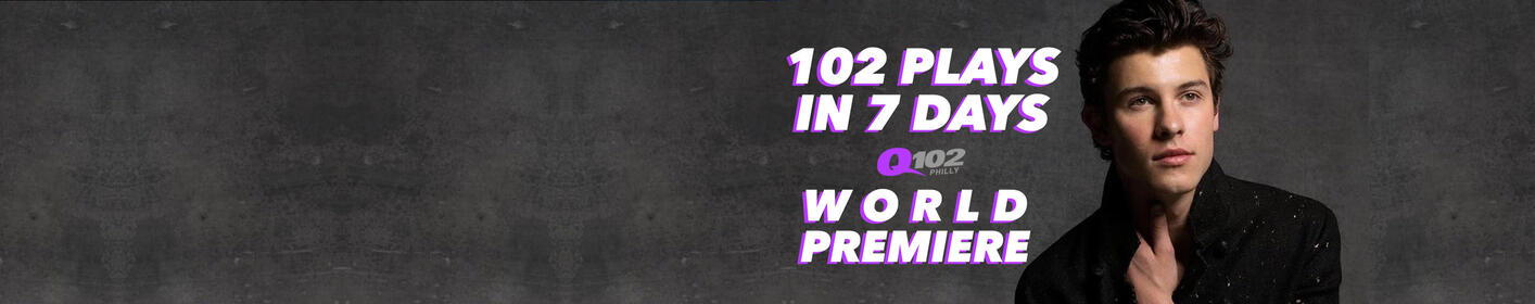 World Premiere of Shawn Mendes. 102 Plays in 7 Days!