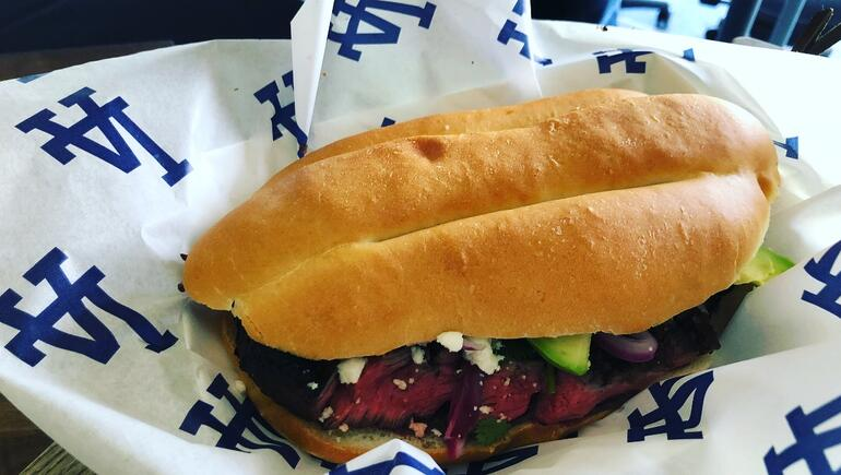 New Food At Dodger Stadium: Dodgers Hold First Look Event (PHOTOS)