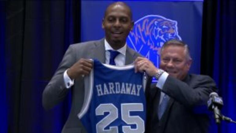 """Penny Hardaway says """"This Is God's Plan"""""""
