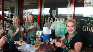 Photos - 979KissFM St. Patrick's Day Bash at Culhanes
