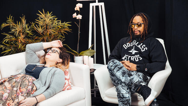 Lil Jon Lives Out His Dream As a Psychiatrist (VIDEO) | EXCLUSIVE
