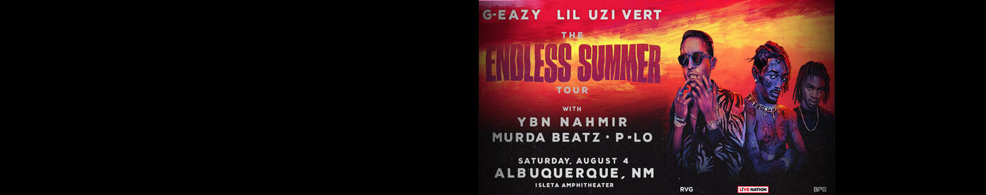 100.9 The Beat welcomes G-EAZY!  Register to win your tickets here!