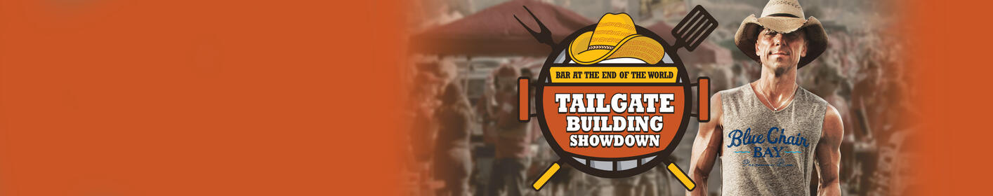 Vote for your favorite tailgate to help them MEET Kenny Chesney!