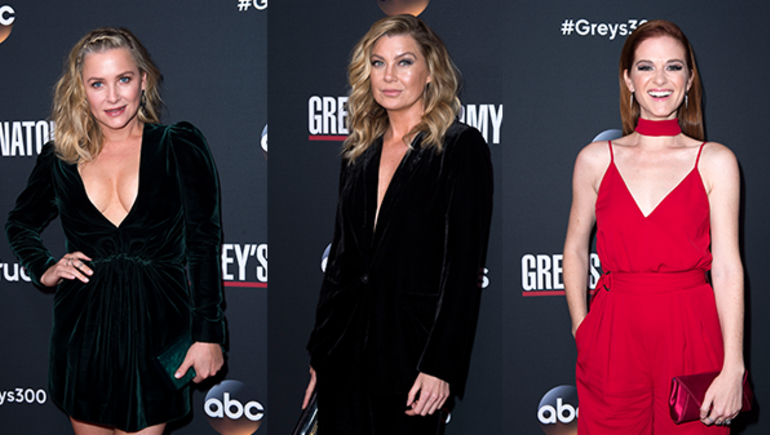 Ellen Pompeo Responds To Rumors About Grey's Anatomy Cast Change Up