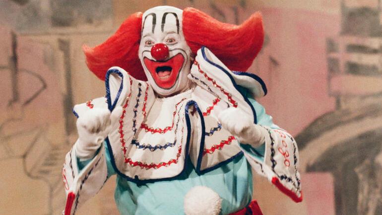 Bozo The Clown Dead at 89