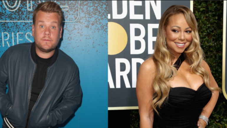 James Corden Stole A Candle From Mariah Carey's House