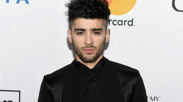 None - ZAYN Bleaches His Hair & Beard Platinum Blonde Following Gigi Hadid Split