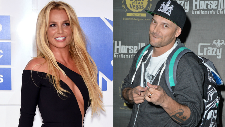 Britney Spears' Child Support Battle With Kevin Federline Just Escalated